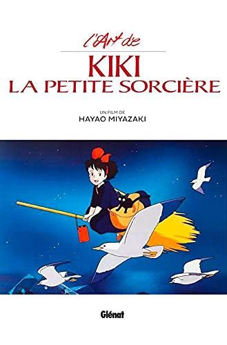 Sortie de l'Artbook L'art de Kiki la petite sorcière