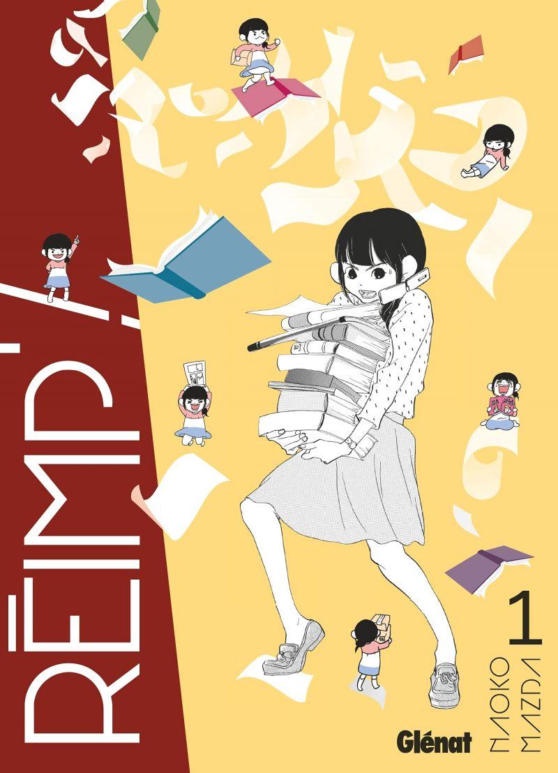 Le manga sur les mangas Réimp' arrivera en octobre chez Glénat