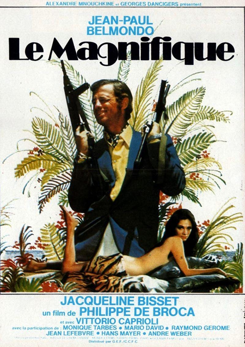 Retour vers le passé :  Le Magnifique (1973)