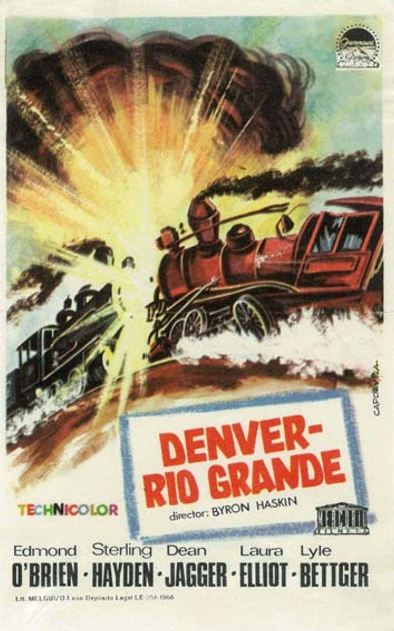 Retour vers le passé :  Les Rivaux du Rail (1952)