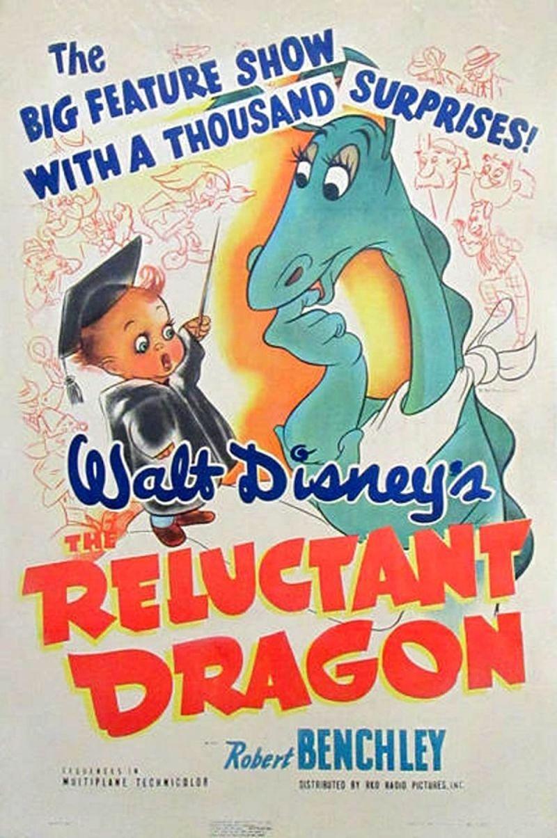 Retour vers le passé :  Le Dragon Récalcitrant  (1941)