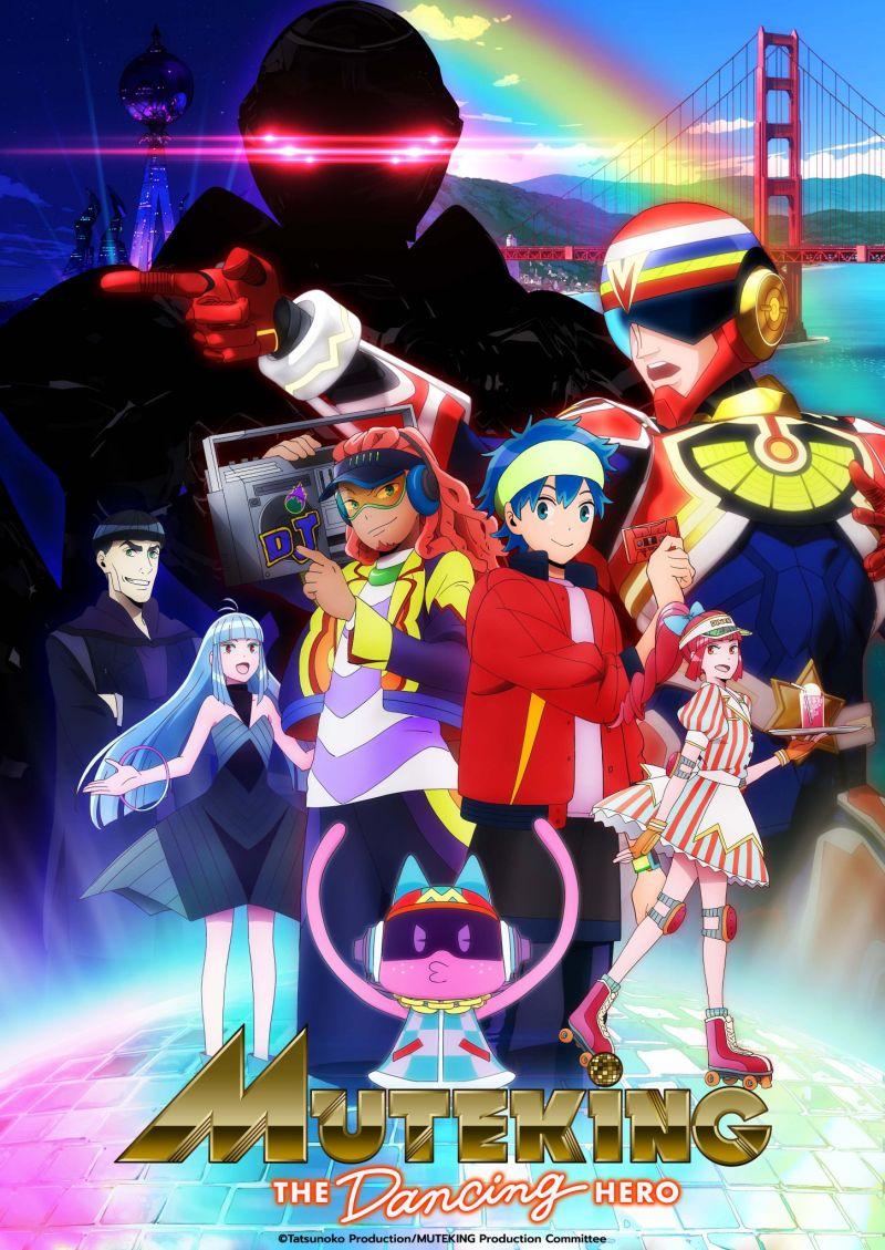 Les épisodes d'animes en streaming du 02/10/2021