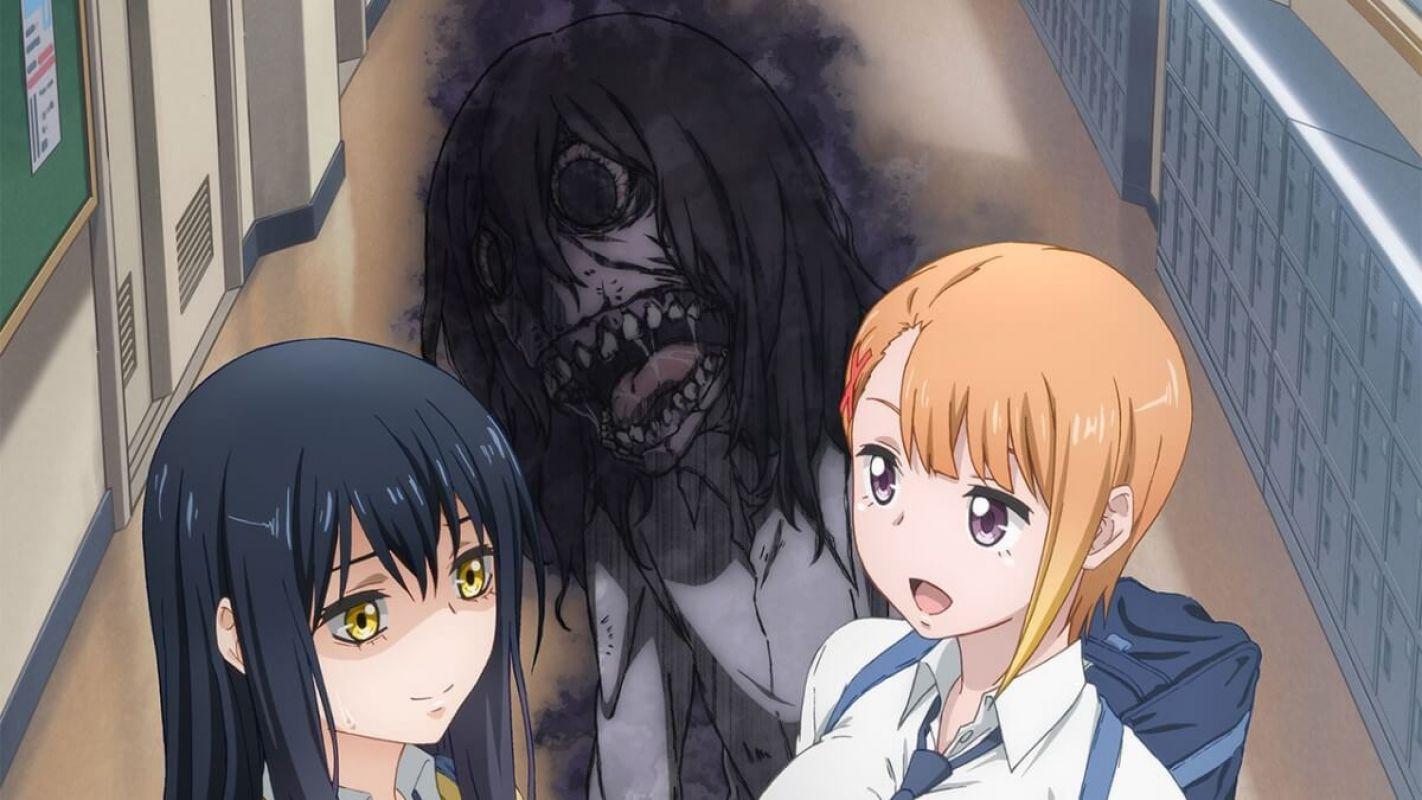 Mieruko-chan : Slice of Horror disponible sur Wakanim !