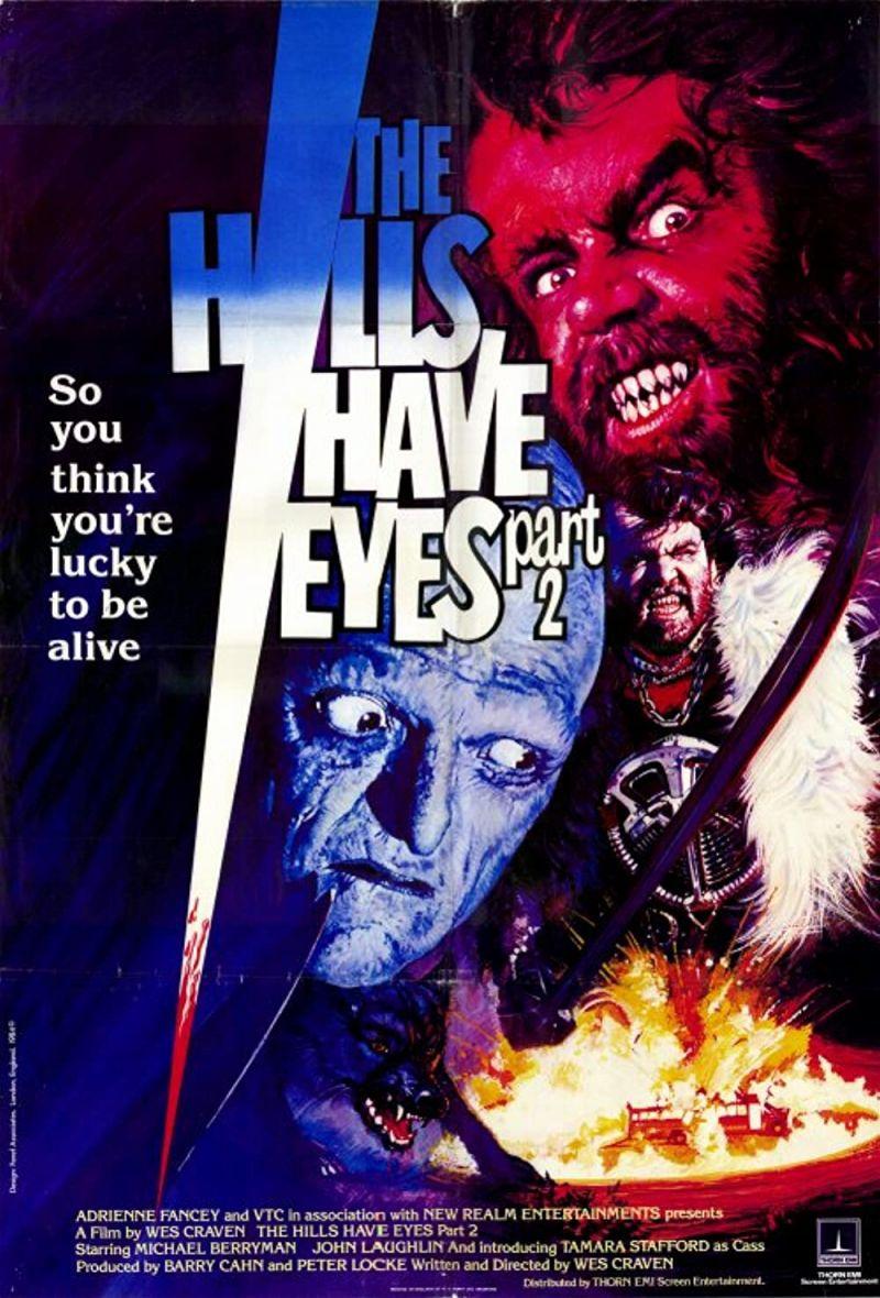 Retour vers le passé :  La colline a des yeux n°2 (1985)