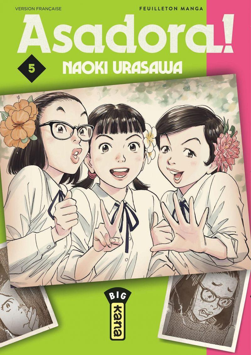 Sorties manga du 08/10/2021