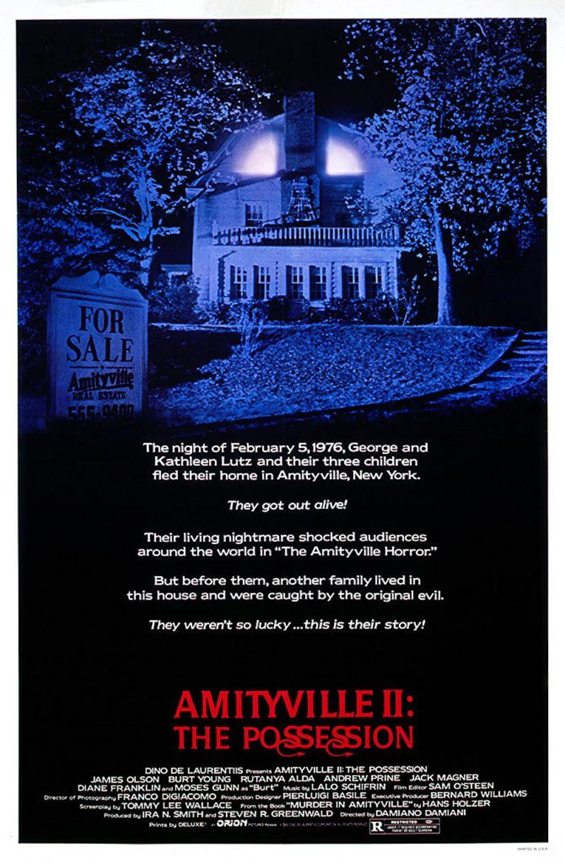 Retour vers le passé :  Amityville II - Le Possédé (1982)