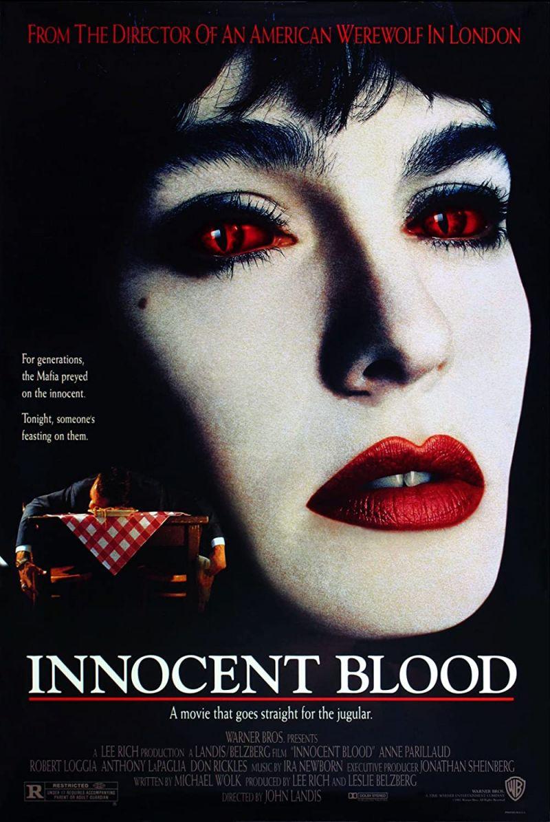 Retour vers le passé :  Innocent Blood (1992)
