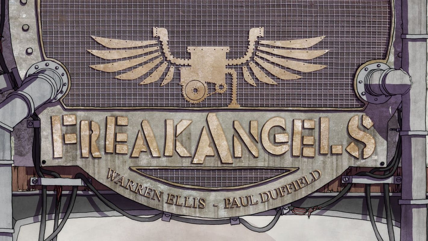 Bande-annonce : Freakangels