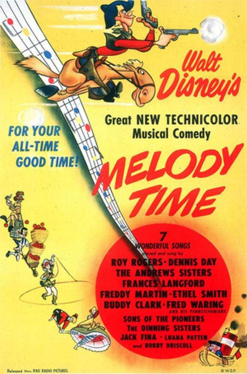 Retour vers le passé :  Mélodie Cocktail (1948)