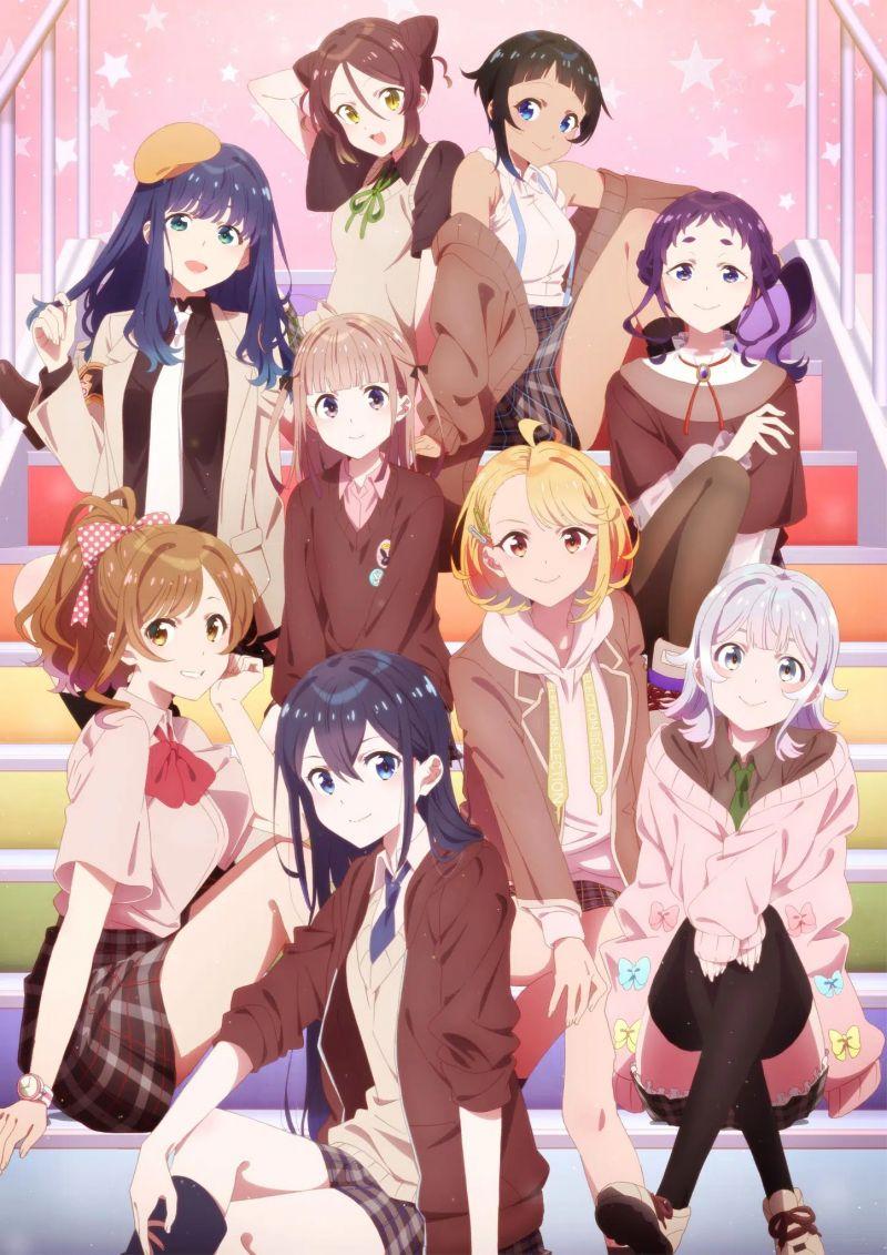 Les épisodes d'animes en streaming du 15/10/2021