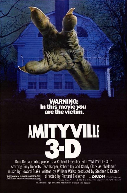 Retour vers le passé :  Amityville 3-D - Le Démon (1983)