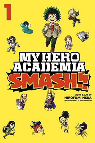 Nouveau Spin-off de My Hero Academia !