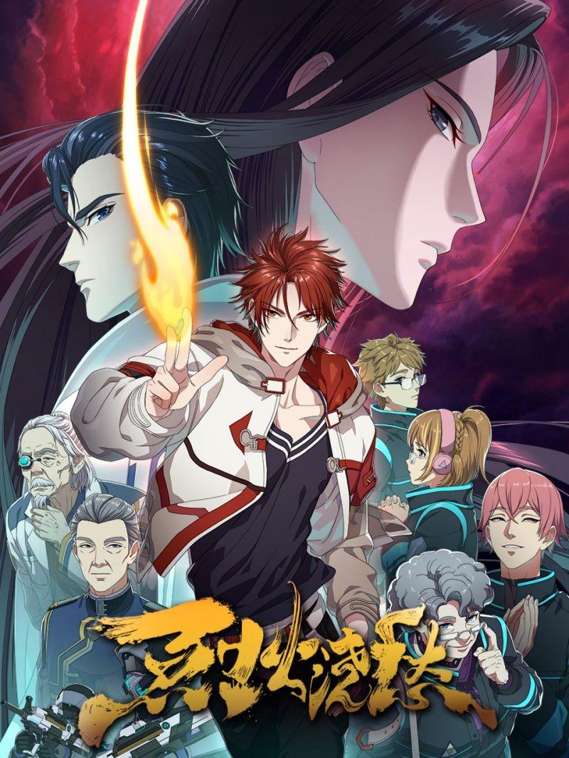 Les épisodes d'animes en streaming du 28/10/2021