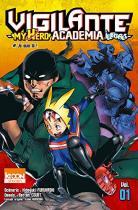 Vigilante - My hero academia illegals