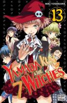Manga - Yamada kun & The 7 Witches