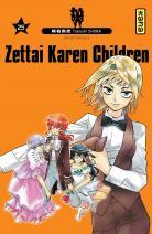 Zettai Karen Children 25